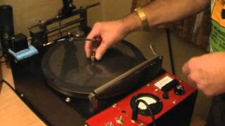 home made 78 rpm records