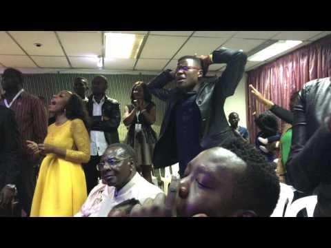 Minister Josh Kays / Jesu Aripano / Jesus is Here