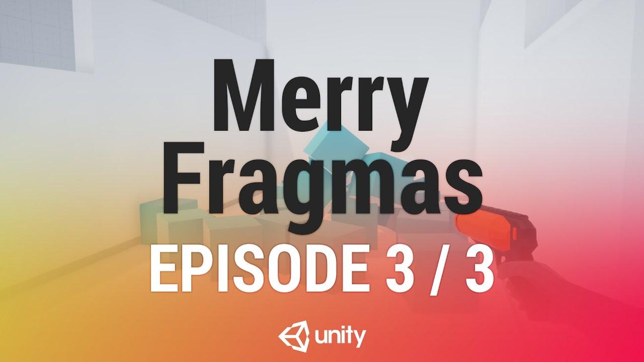 Merry Fragmas 3.0 – Multiplayer FPS  [3/3]  Live 2016/12/22