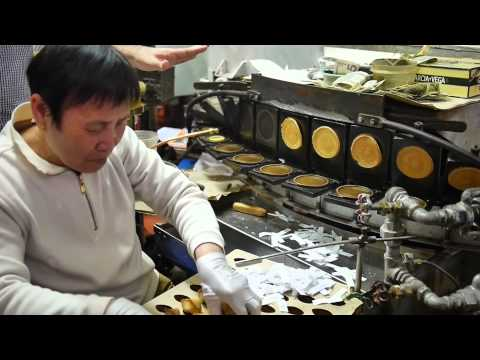 Mark Simone - Watch How a Fortune Cookie Is Made
