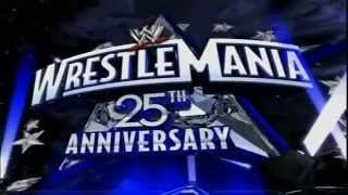WWE WrestleMania 25 Intro & Pyro