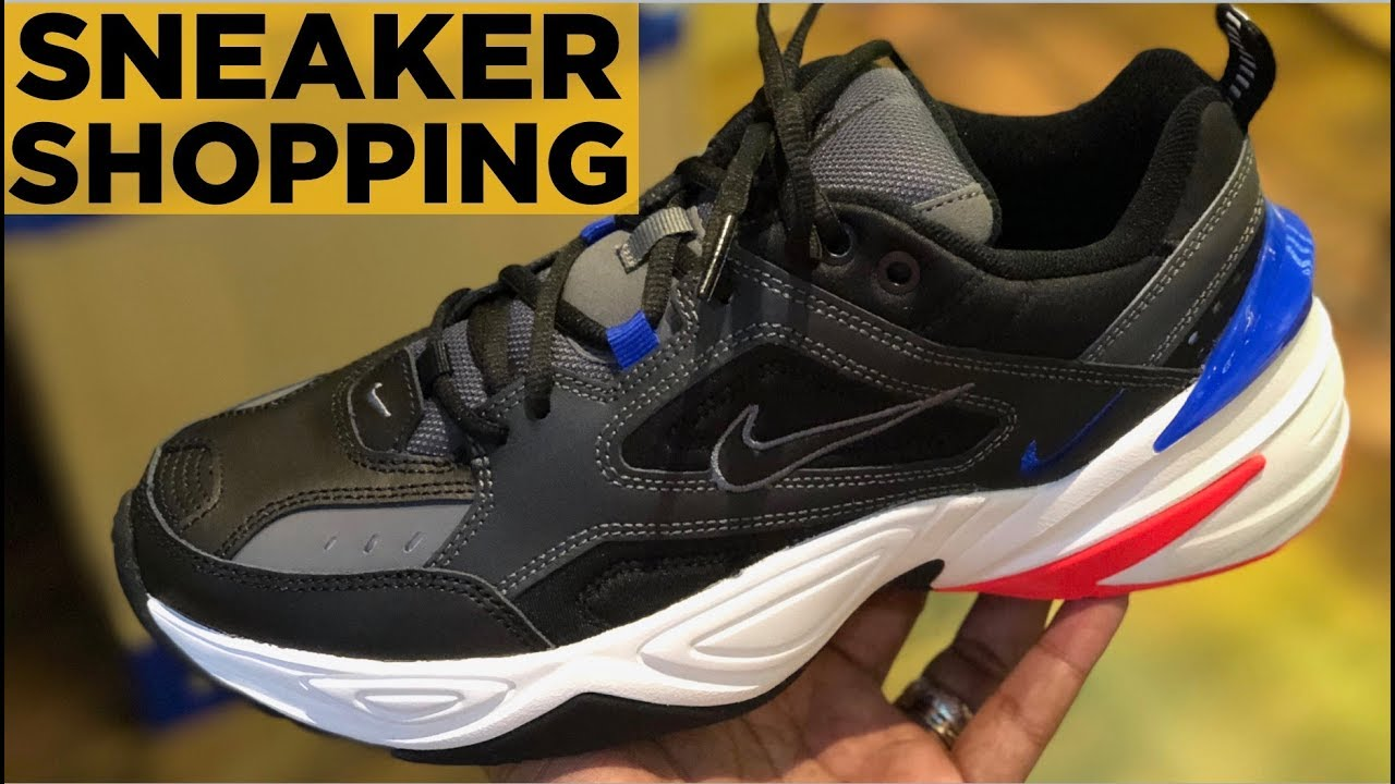 how to buy detailed pictures exclusive range SNEAKER SHOPPING: NIKE M2 TEKNO, NIKE AIR FORCE 1 LOW, ETC!