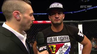 Fight Night Berlin: Gegard Mousasi Octagon Interview