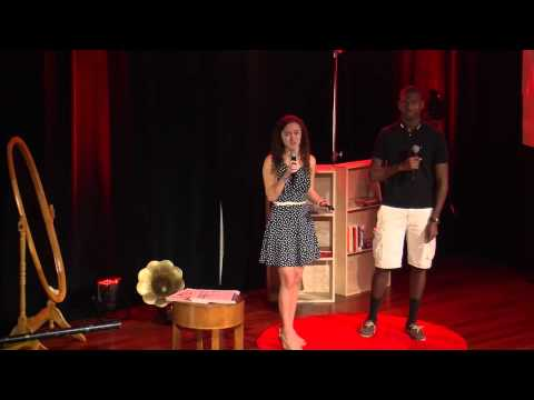 The touchy subject of self-identity | Christopher Matthews & Sabrina Simich | TEDxPineCrestSchool