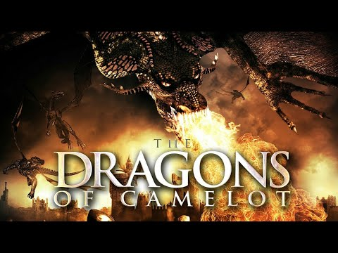 Dragon of camelot | hindi dubbed | Bluray...