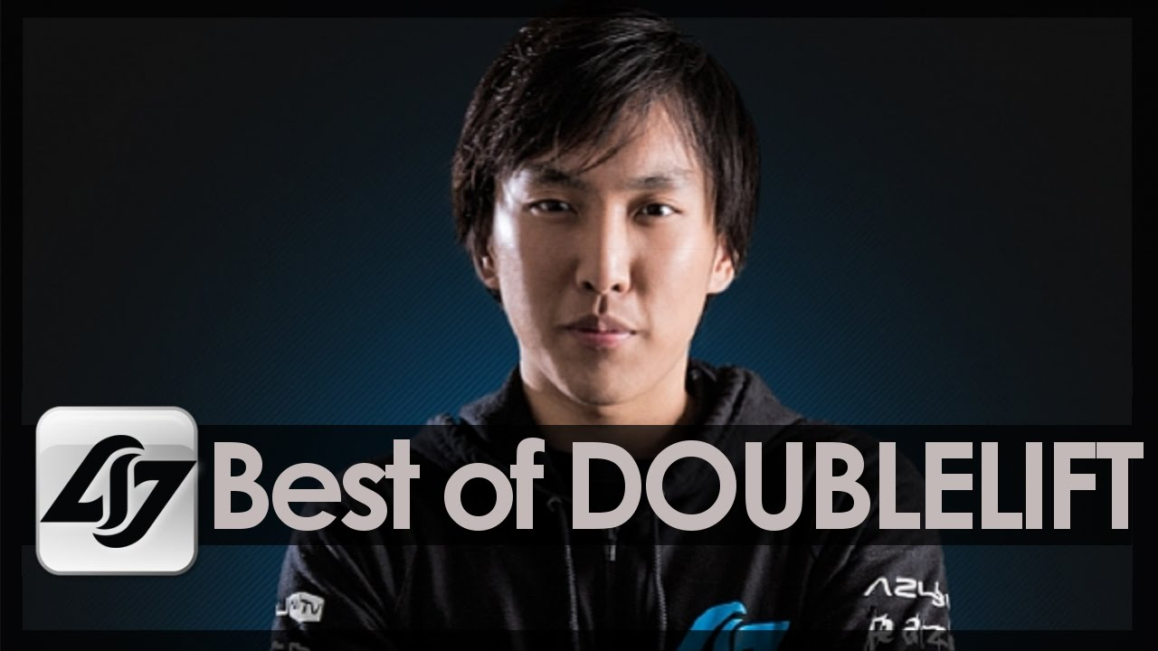 Best Of Doublelift (CLG)