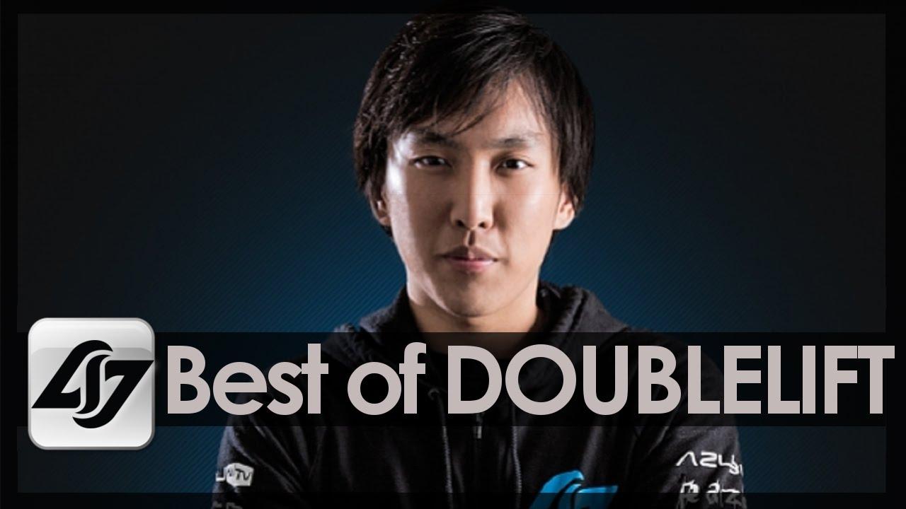 Những pha highlight của Doublelift 2014