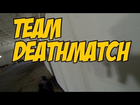 DevilDog Airsoft - Team Deathmatch