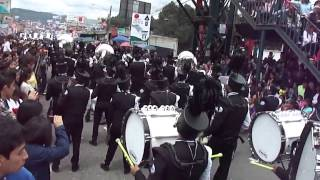 Marching Band 2014 Colegio la Patria de Quetzaltenango
