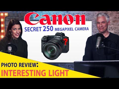 Canon's SECRET 250MP Camera! Photo Review: INTERESTING LIGHTING! (TC LIVE) thumbnail