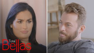"Nikki Bella Reacts to Brie & Artem's Prank: ""You F--king Suck"" 