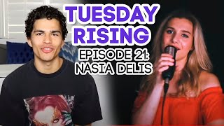 KILLING ME SOFTLY by FUGEES | Tuesday Rising | Episode 21: Nasia Delis