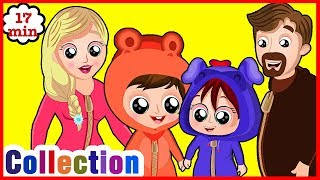 Team Work, Learn Animal Names Under Water And More Collection From Poo Poo Kids.