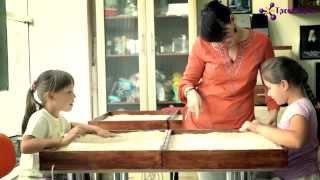 Обучение песочной анимации для детей и взрослых