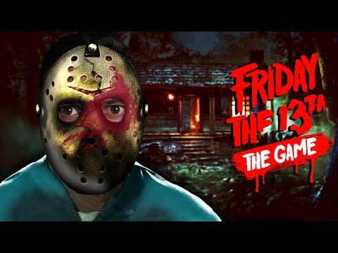 LA FINE ÉQUIPE AVEC WASSPLAY - FRIDAY THE 13th THE GAME