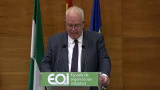 Acto de Clausura EOI Andalucía · Curso académico 2020/2021