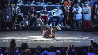 Benstacks VS Victor - FINALS - Red Bull BC One North American Final 2015