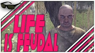 Life is Feudal | Intermediate Survival Guide | How to Mine, Smelt, Forge, Farm, Construction