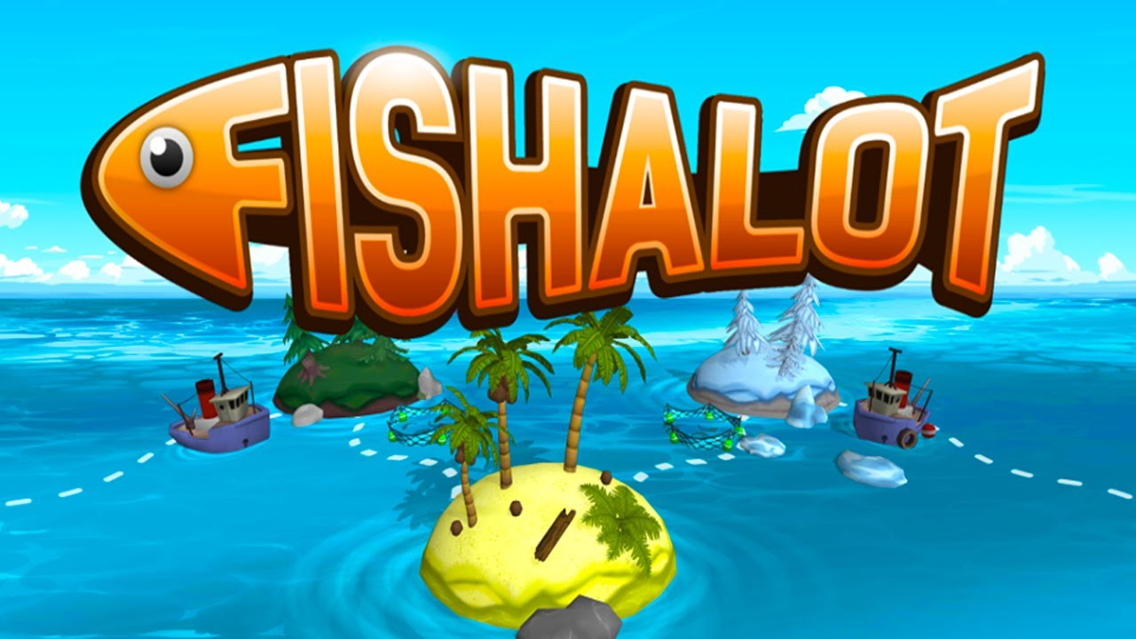 Fishalot Free Fishing Game Android Gameplay ᴴᴰ Youtube