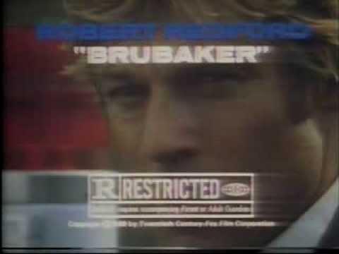 Brubaker 1980 TV Spot Mp3