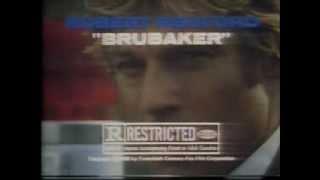 Brubaker 1980 TV Spot