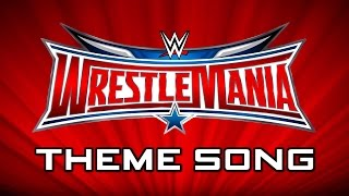 "WWE: WrestleMania 32 | 1st Official Theme Song ""My House"" by Flo Rida + Download Linkᴴᴰ"