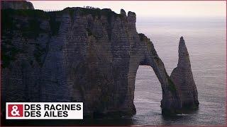 Monet aux falaises d'Etretat