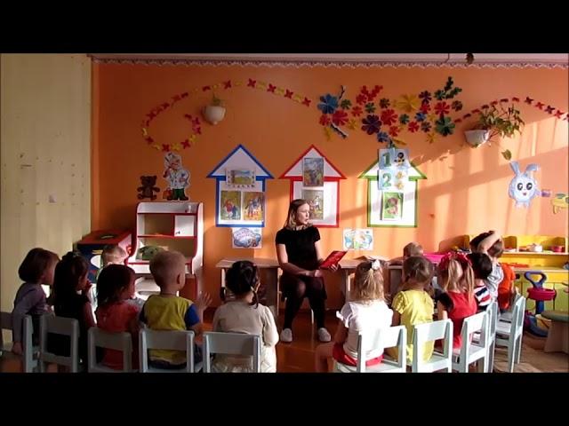 Изображение предпросмотра прочтения – АнастасияРодионова читает произведение «Колобок» (Русский фольклор )