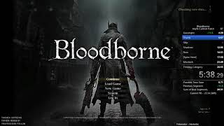 Bloodborne Speedrun | Any% (Current Patch) in 25:12 IGT (26:53 RTA) (WORLD RECORD)