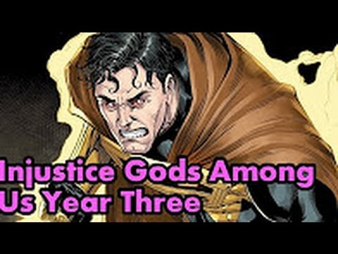 Injustice Gods Among Us Year Three Complete Story - DC COMICS EXPLAINED