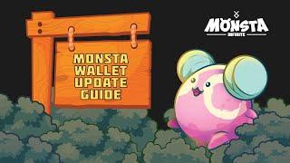 How to Install Moฑsta Wallet V1.1.0