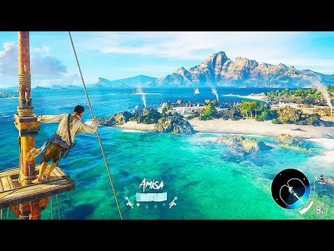 15 Big Upcoming Open World Games of 2019 - New Games for PS4 Xbox One PC