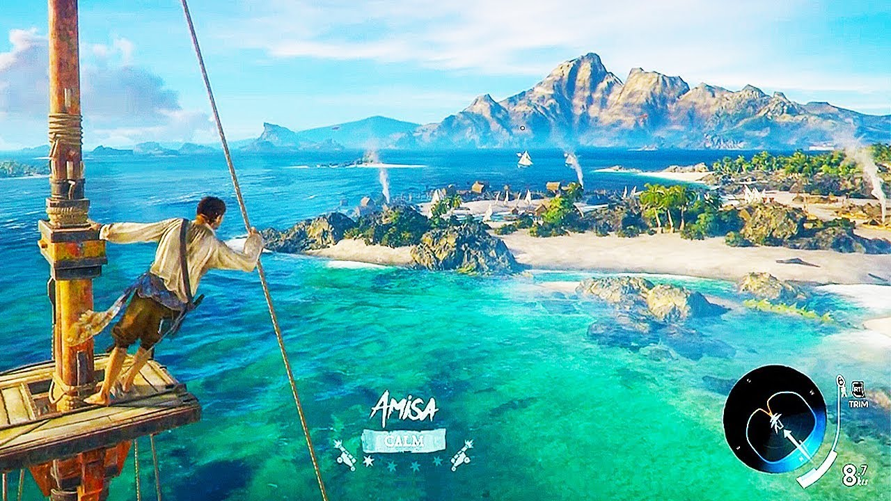 15 Big Upcoming Open World Games Of 2019 New Games For