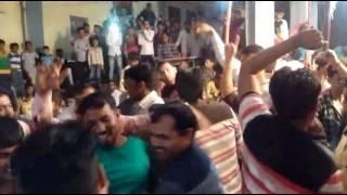 Rahul D haldi dance