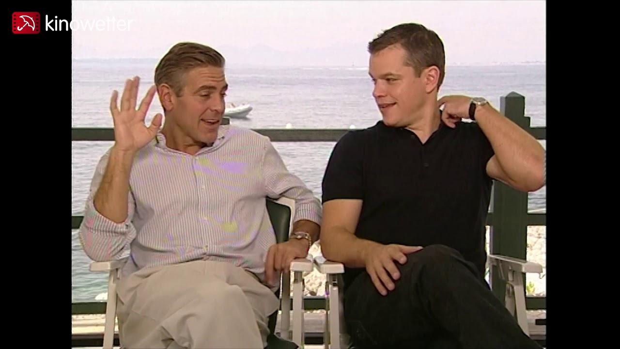 Download Interview George Clooney & Matt Damon OCEAN'S THIRTEEN