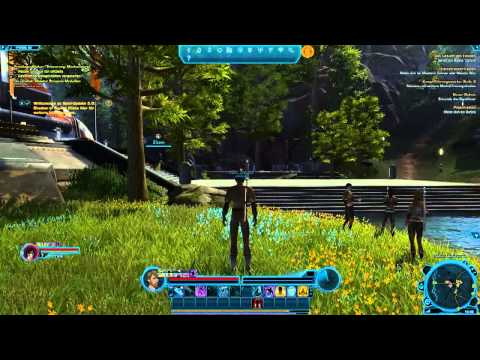Let's play Star Wars The Old Republic #6