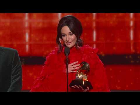 Kacey Musgraves Wins Best Country Album | 2019 GRAMMYs