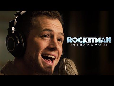 Rocketman (2019) - Taron Egerton is Elton John in ROCKETMAN - Paramount Pictures Mp3