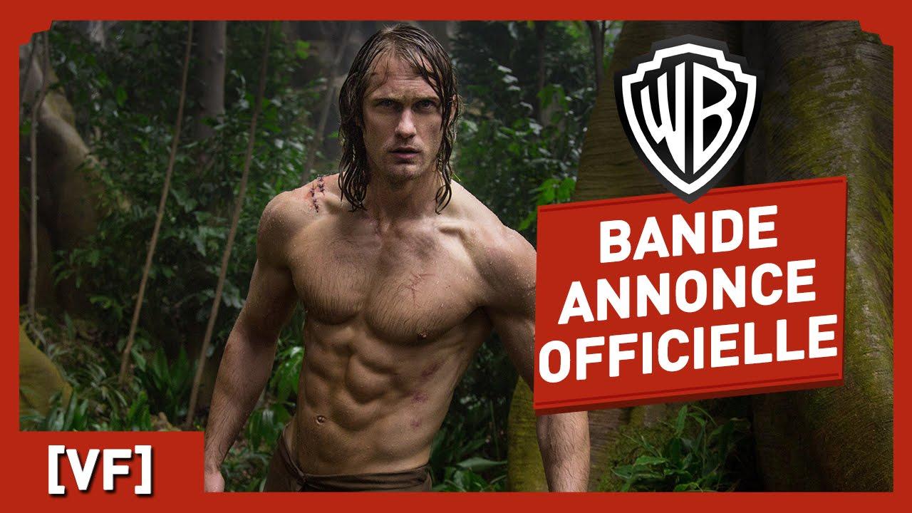 Tarzan - Bande Annonce Officielle 3 (VF) - Alexander Skarsgård, Margot Robbie