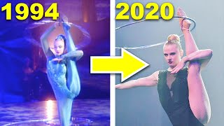 THE COMPLETE REMAKE OF ALEGRIA 25 YEARS LATER   Documentary by Cirque du Soleil