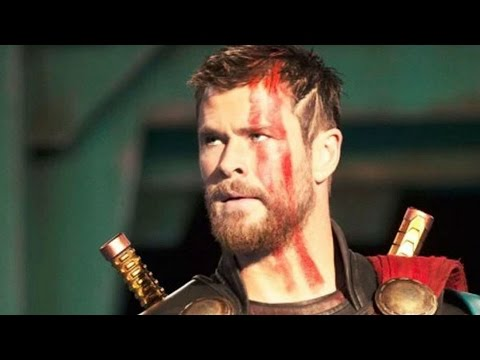 Thor's New Look In Thor Ragnarok!