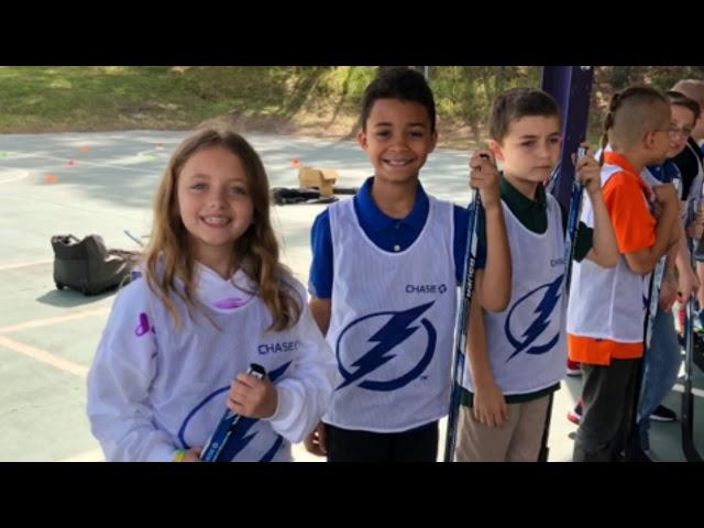 BES Lightning street team