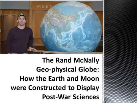 Simon Whitehouse - The Rand McNally Globe