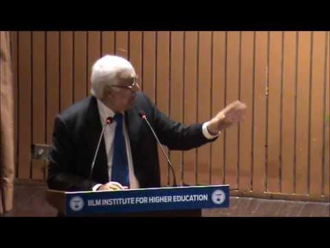 Dr S.Y. Quraishi, Chief Election Commissioner, GOI, (Retd)