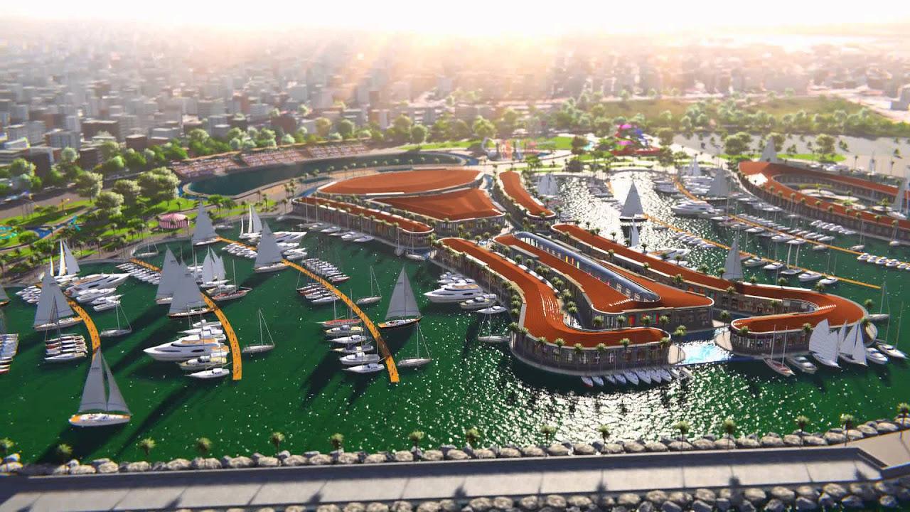Viaport Venezia Tanıtım Filmi - Flycam Productions