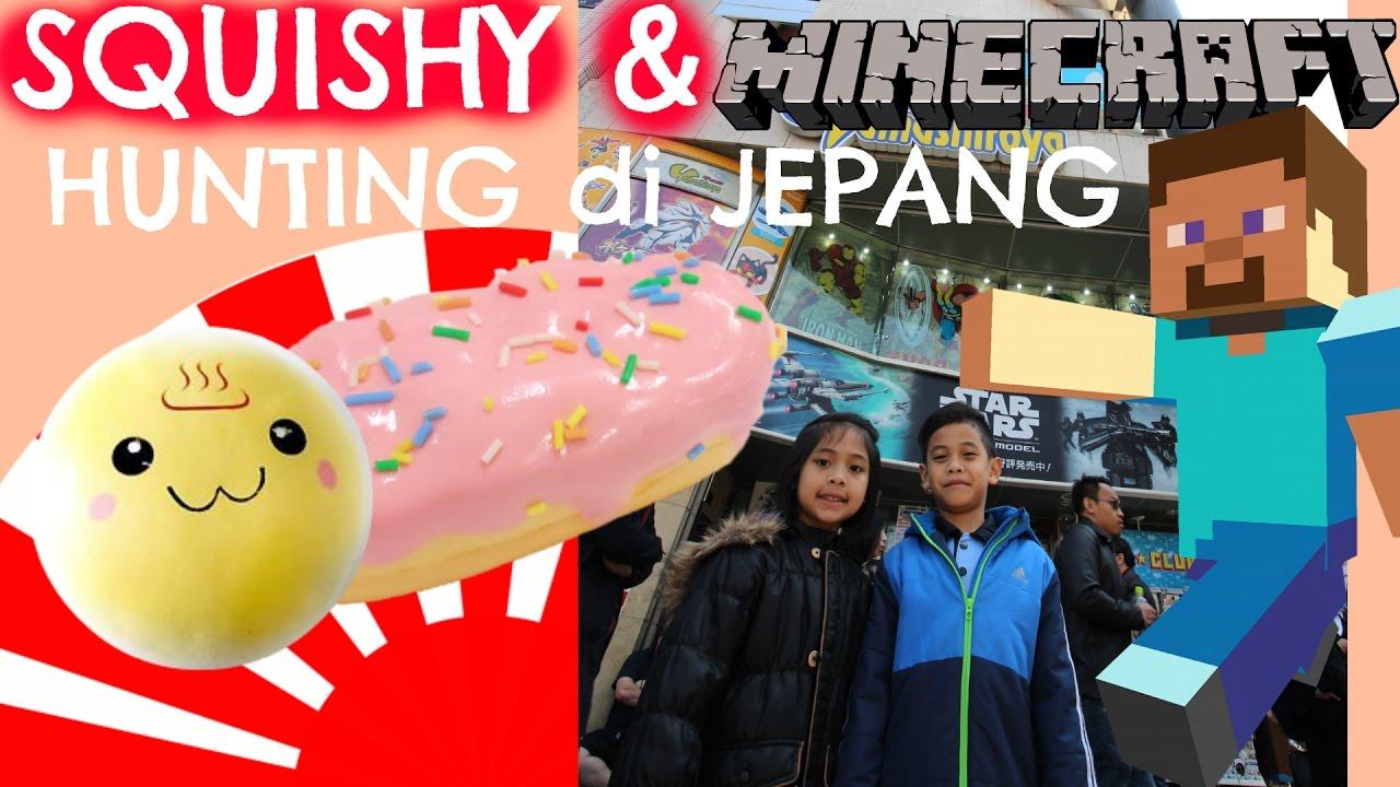 VLOG HUNTING KE JEPANG - PART 3: TOKO MAINAN SQUISHY YAMASHIROYA TheRempongsHD - YouTube