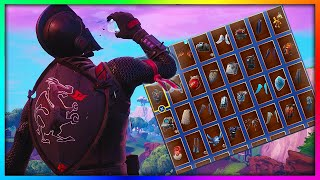 "OG ""BLACK SHIELD"" - All Skin Combinations in Fortnite (146+ Skins)"