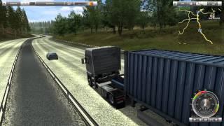 Udos erster Arbeitstag! - German Truck Simulator [1]
