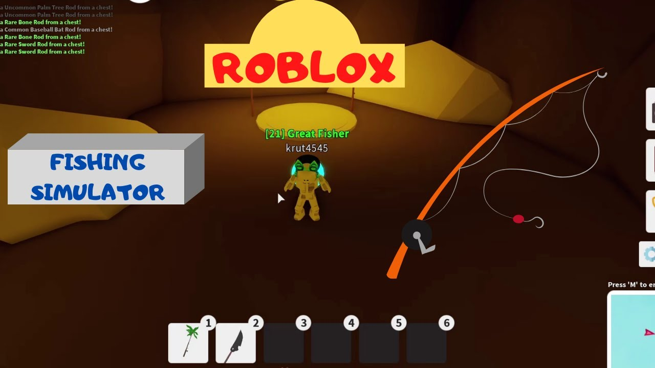 Roblox Fishing Simulator Lava Obby Episode 1 Youtube