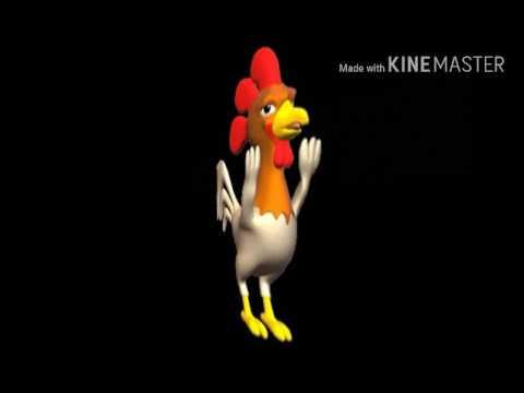 [Senam Ayam] INDONESIA!